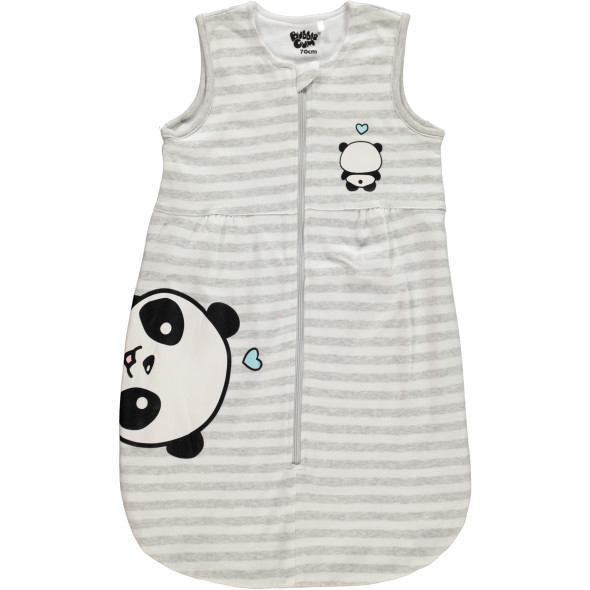Baby Schlafsack mit Panda Print