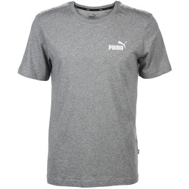 Herren Sportshirt mit Schulterprint