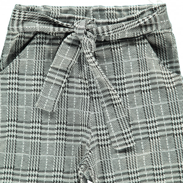 Mädchen Hose im Glencheck Style