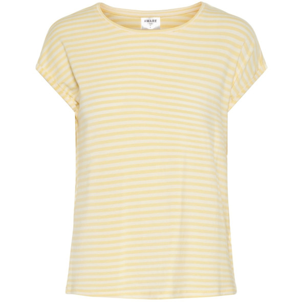 Vero Moda VMAVA PLAIN SS TOP ST Shirt