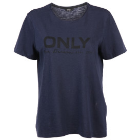 Damen Only T-Shirt mit Frontprint