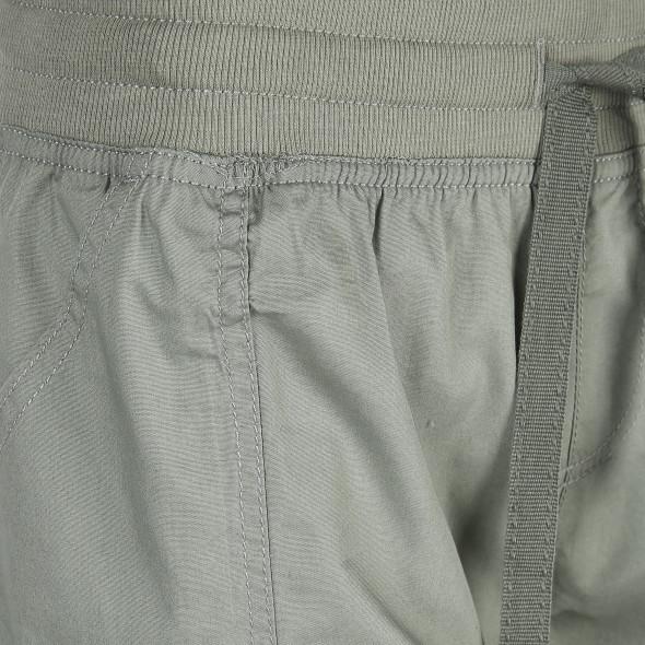 Damen Hose mit breitem Bund