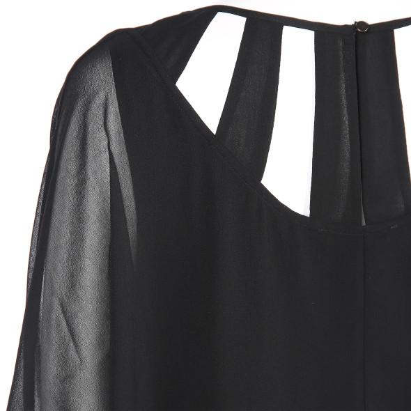 Damen Bluse mit raffiniertem Einblick
