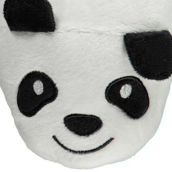 Hausschuhe mit Panda Motiv
