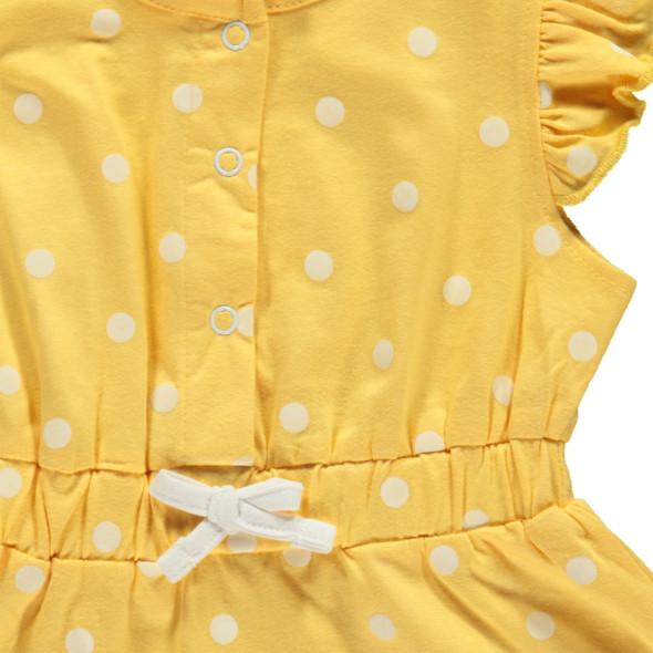 Baby Kleid mit Tupfen