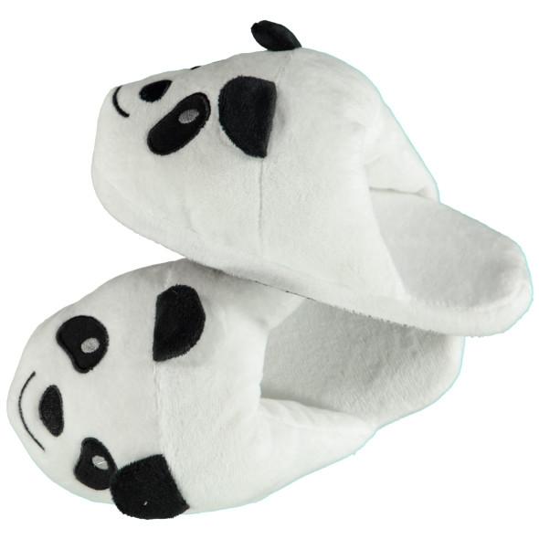 Kinder Hausschuhe mit Panda Motiv