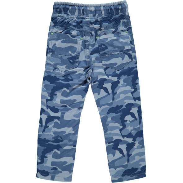 Jungen Camouflage Hose
