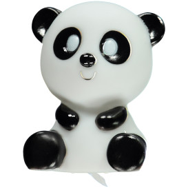 LED Leuchte Panda 8cm hoch