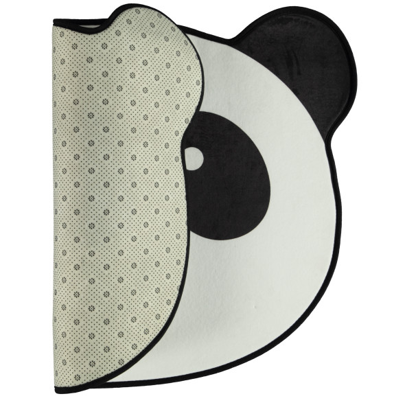 Badematte mit Panda Motiv 70x90cm