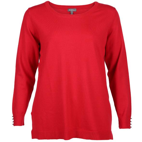 reputable site 11f33 ff059 Große Größen Pullover mit Zierperlen