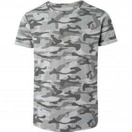 Herren T-Shirt in Camo-Optik
