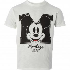 Herren T-Shirt mit Mickey-Mouse-Motiv