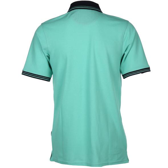 Herren Poloshirt mit Knopfleiste