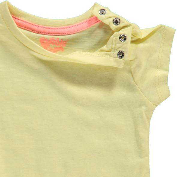 Baby Mädchen Shirt mit Volant