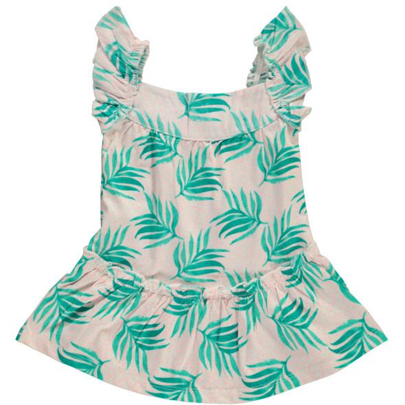 Baby Mädchen Kleid mit Volant