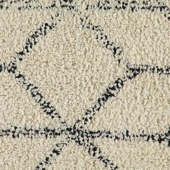 Gemusterter Teppich 70x140cm