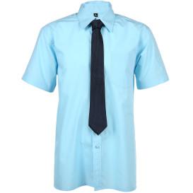 Herren Hemden Set mit Krawatte