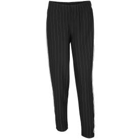 Damen Hose mit zarten Streifen