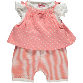 Baby Set 2tlg. best. aus Strampler und Shirt