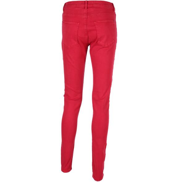 64490c78e57547 Damen Hose in schmaler Optik (Rot) | AWG Mode