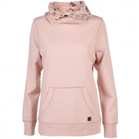 super popular 290da b2d17 Damen Sweatshirt mit Turtleneck Kragen