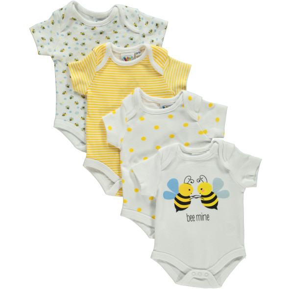 Baby Body 4er Pack
