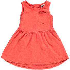 Mädchen Kleid ohne Ärmel