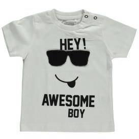 Jungen T-Shirt mit Aufdruck