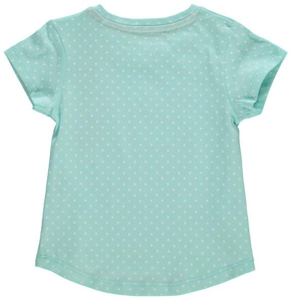 Baby Mädchen Shirt mit Paillettenmotiv