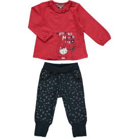 Baby Mädchen 2er Set bestehend aus Hose und Shirt
