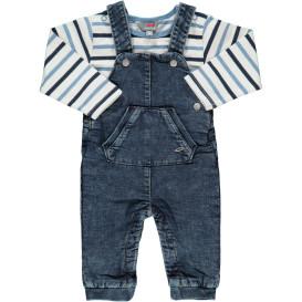 Baby Jungen 2er Set bestehend aus Shirt und Latzhose