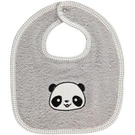 Baby Lätzchen mit Pandamotiv