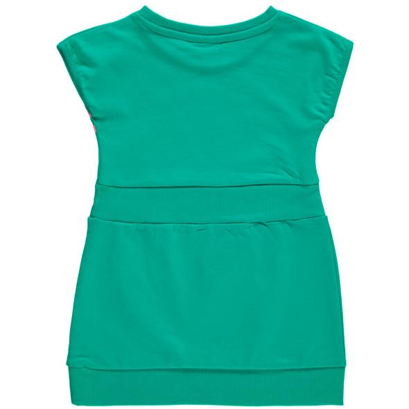 Mädchen Kleid mit Ripptaille