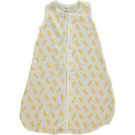 Baby Sommer Schlafsack mit Alloverprint Giraffe