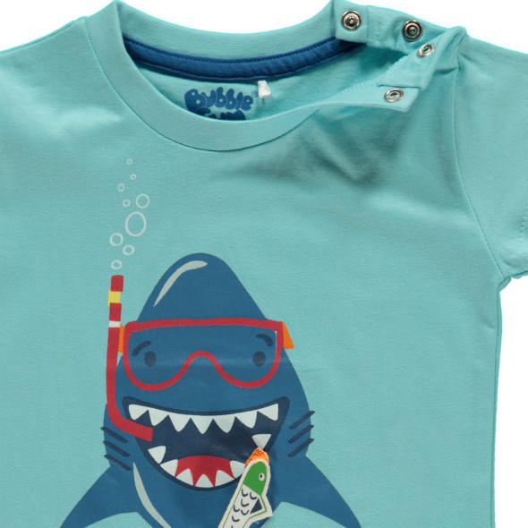 Baby Shirt mit Frontdruck