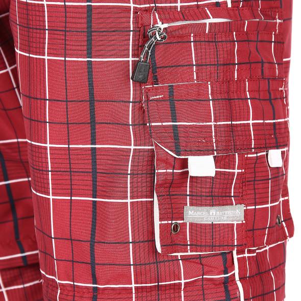 Herren Cargohose mit Zipper