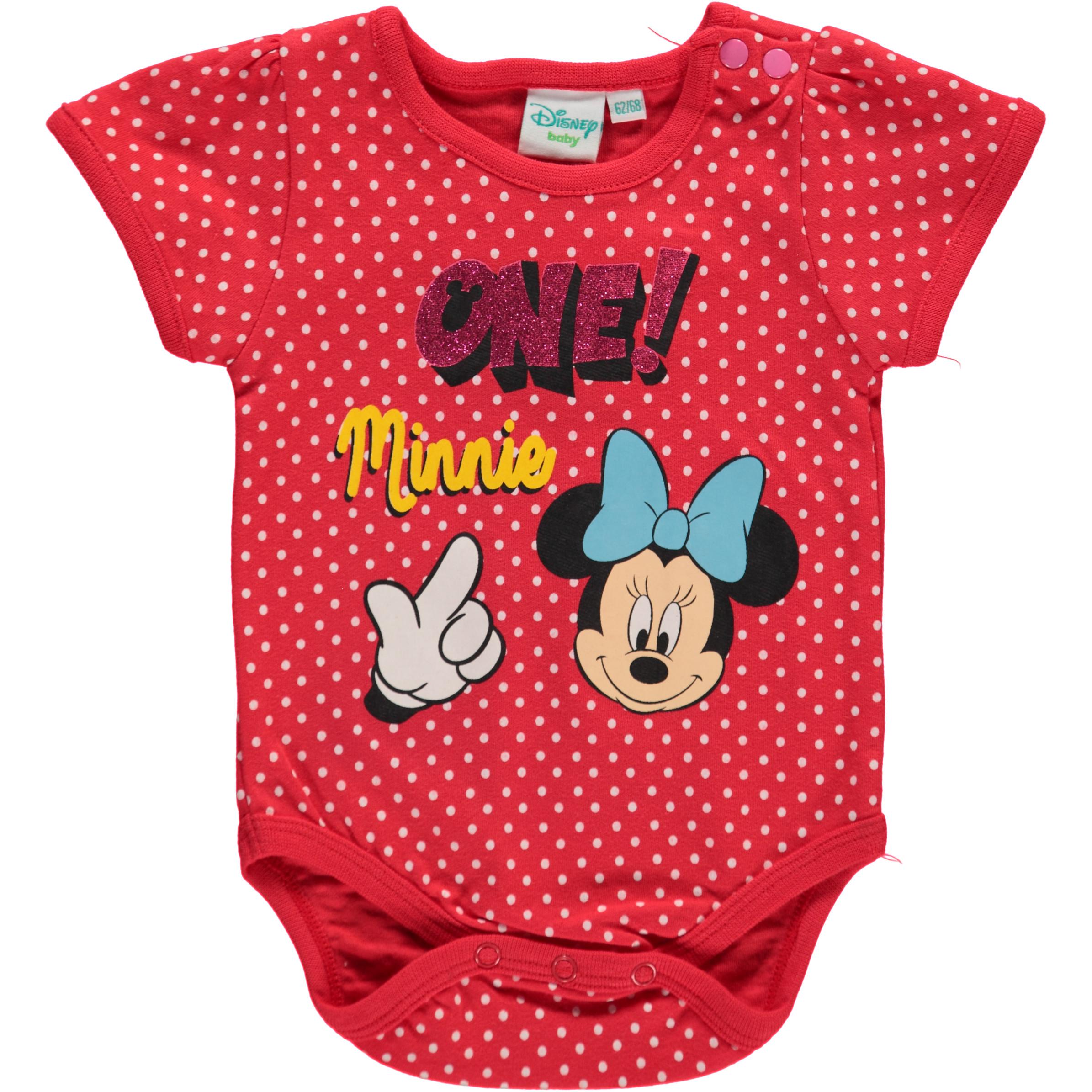 Niedlicher Body mit Minnie Mouse