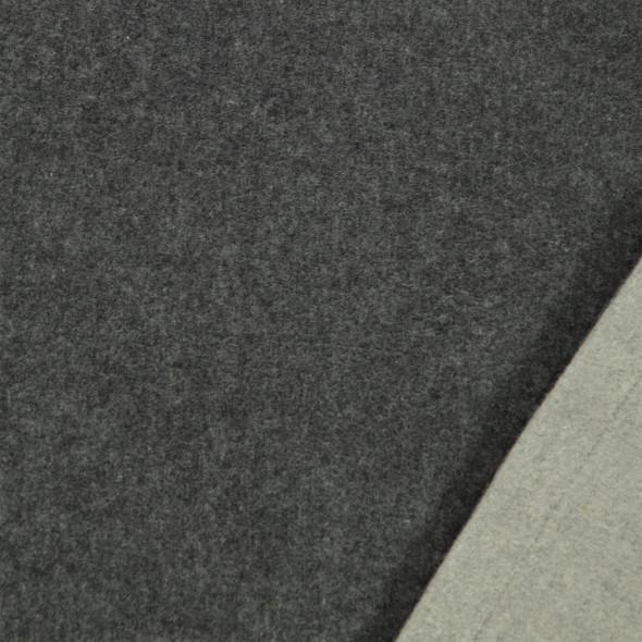 Biber Bettwäsche in melierter Optik 135x200cm