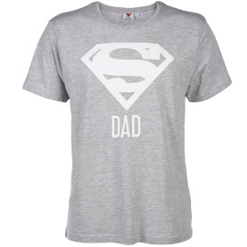 "Herren T-Shirt ""Super DAD"""