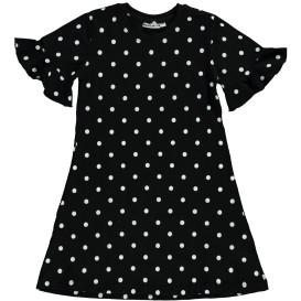 Mädchen Shirt mit Punkten