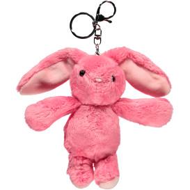 Schlüsselanhänger Plüsch Hase