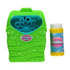 Seifenblasenmaschine mit Flüssigkeit