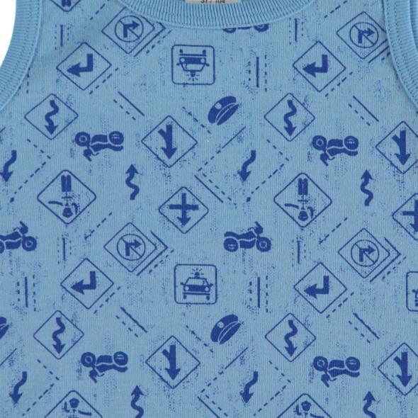 Jungen Unterhemden im 2er Pack Größe 116