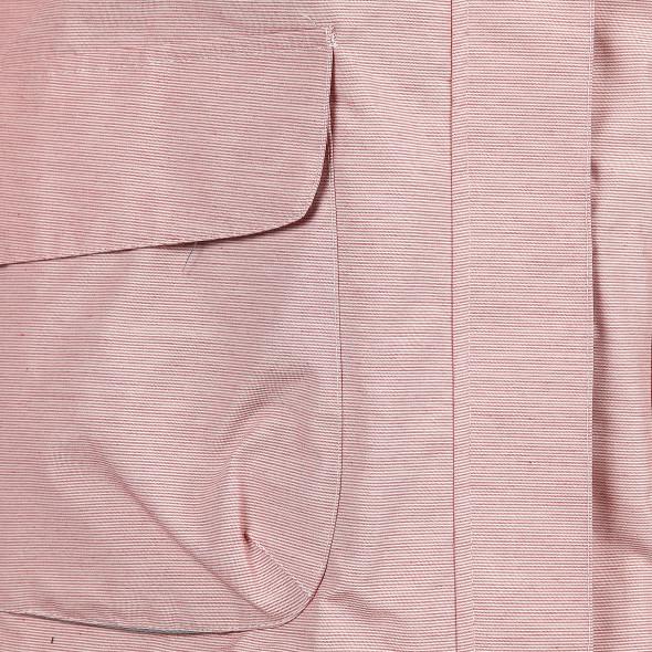 Damen Kapuzenjacke mit zarten Streifen