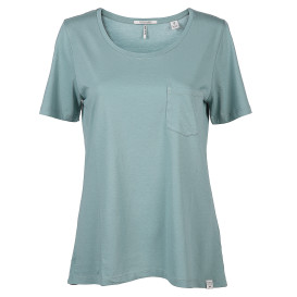 Damen Scotch&Soda Shirt unifarben