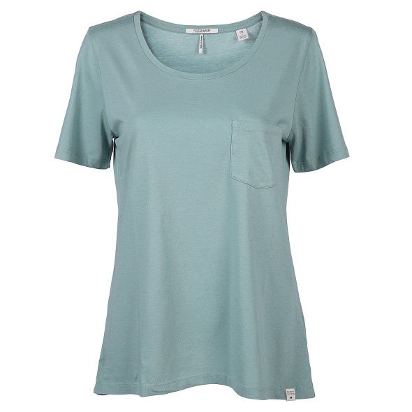 Damen Scotch&Soda Shirt unifarben