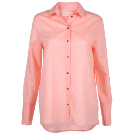 Damen Scotch&Soda Bluse unifarben