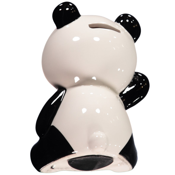 Spardose Panda-Bär Höhe 11cm