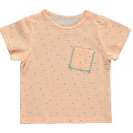 Baby T-Shirt im Streifenlook