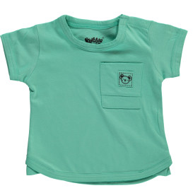 Baby T-Shirt mit kleiner Brusttasche
